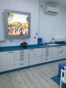 clinica dental sala