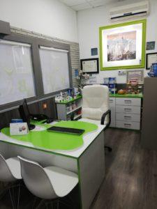 despacho clinica dental Byj